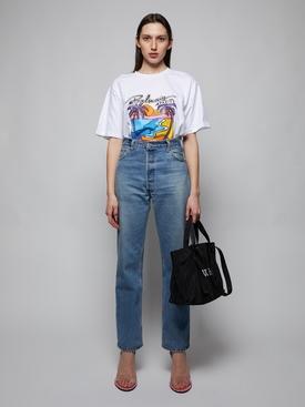 Oversized T-shirt, White