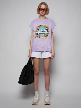 Lavender sun-bleached sweatshirt