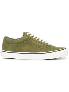 Olive Green Og Skool Lx Sneakers