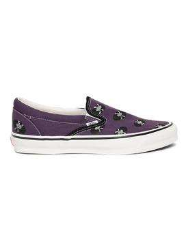 X Wacko Maria UA OG Classic Slip-On Sneaker Purple