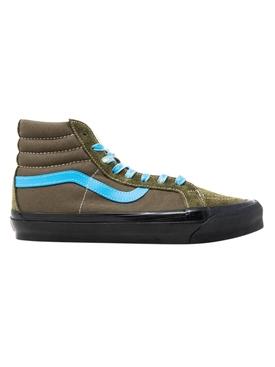 OG SK8-HI LX Sneakers, Canteen Hawaiian Ocean