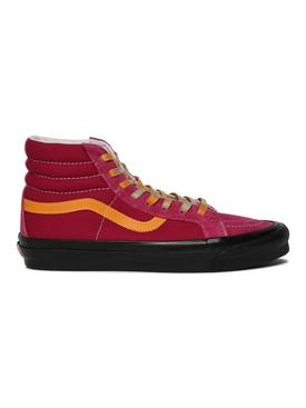 OG SK8-HI LX Sneakers, Cerise Apricot