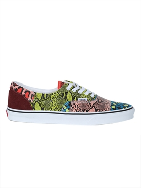 Vans - Mixed Animal Print Ua Era Sneakers - Men