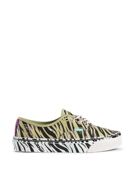 Vault X Aries OG Authentic LX Sneaker Tiger Muted