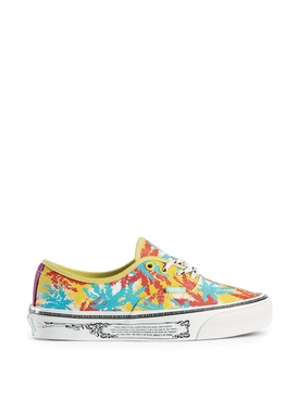 Vault X Aries OG Authentic LX Sneaker Weed Muted