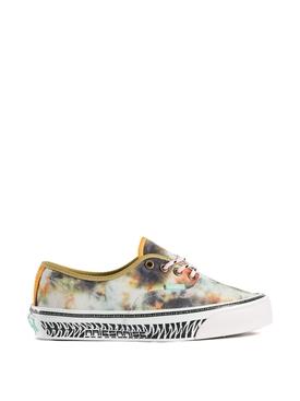 Vault X Aries OG Authentic LX Sneaker Tie-Dye