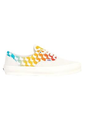 Vans Vault x Free & Easy Yin Yang Sneakers, Marshmallow