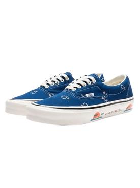 OG Era LX Paisley Sneaker, True Blue
