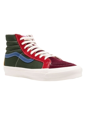 Vault OG Sk8-Hi LX Color-Block Sneakers