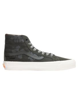 X Porter Vault UA OG Sk8-Hi LX Sneakers, Black