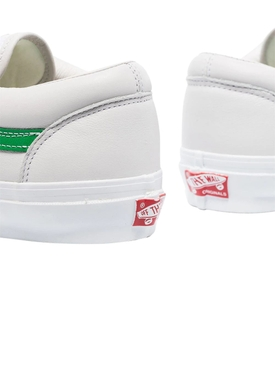 Vault OG Style 36 White and Green Sneakers