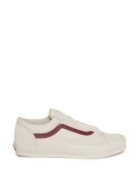 OG Style 36 LX Sneaker Classic White and Pomegranate