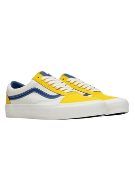 Vault Old Skool LX Sneakers, Lemon Chrome/Marshmallow