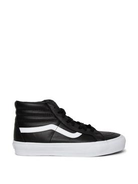SK8-HI Reissue VLT LX Dream Leather Sneaker Black