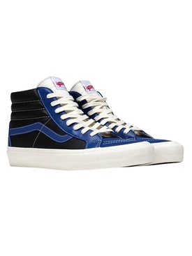 Sk8-Hi Reissue Vault LX Sneaker, True Blue and Black