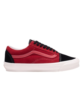 UA OG Old Skool LX Low Top , Suede Chili Pepper