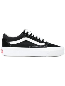 Vans - Ua Og Old Skool Lx Black Sneakers - Men