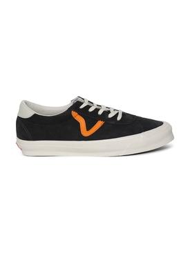 OG Epoch LX Sneakers, Asphalt & Bright Marigold