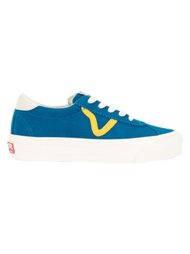 OG Epoch LX Sneakers, Mykonos Blue Lemon Chrome