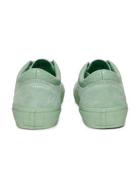 x The Webster Croco Bold Ni LX Low-Top Sneaker, Hemlock Green
