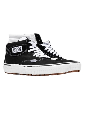Vault UA CAP Mash Hi LX, Black & White