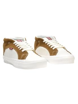 X Taka Hayashi Snake Trail LX Sneakers, Marshmallow Tapenade
