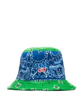 Vault × Bedwin and The Heartbreakers Bandana Bucket Hat