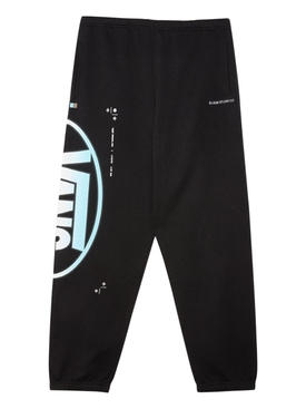 X LQQK Black Sweatpants