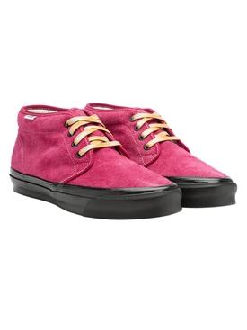 Vault OG Chukka Boots, Cerise & Apricot