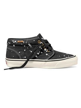 X LQQK Studio Chukka Boot, Splatter Black