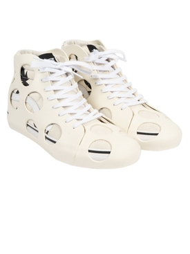 Vault OG SK8-HI Cage LX Sneakers, Marshmallow