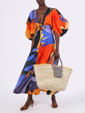 Lelia Multicolored Print Dress