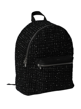 Tweed Boucle Classic Backpack