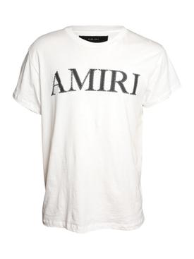 Stitch Amiri T-shirt White