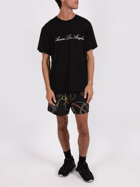 Amiri Los Angeles Tee Black