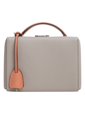 GRAC SMALL BAG TAUPE AND DUSTY PEACH