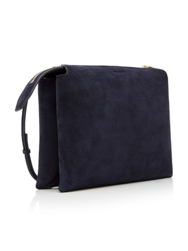 Nu Mini Twin Shoulder Bag NAVY