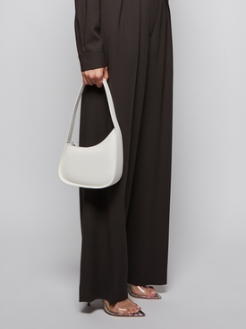 Half moon bag IVORY