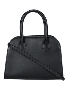 Margaux Top Handle Bag Black
