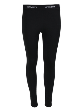 LONG LOGO LEGGINGS