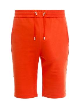 Flock Bermuda shorts Orange