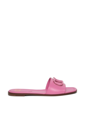 VLogo Slide Sandal Dawn Pink
