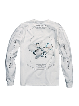 Danse Russe long sleeve t-shirt WHITE