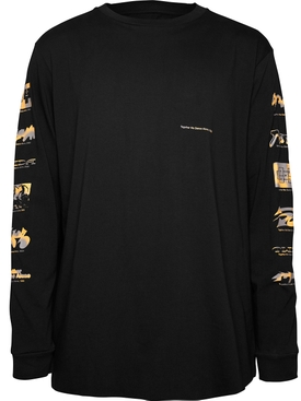 TWDA LOGO LONG SLEEVE T-SHIRT