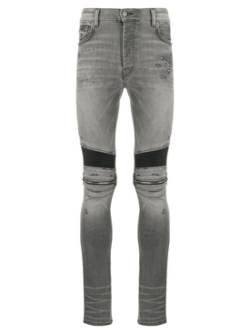 Smoke Grey MX2 Denim Pants