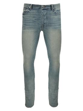 Half Track Denim Jeans DUST INDIGO