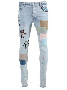 Grateful Dead Thrasher Classic Jeans