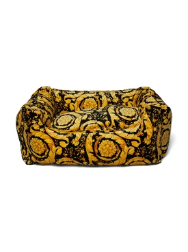 BAROCCO PRINT DOG BED