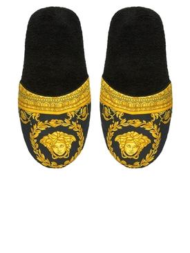 I Love Baroque Slippers