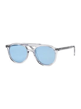 AVIATOR WATER BLUE SUNGLASSES